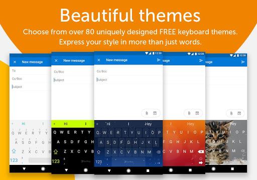 SwiftKey Keyboard for Huawei P10 - free download APK file