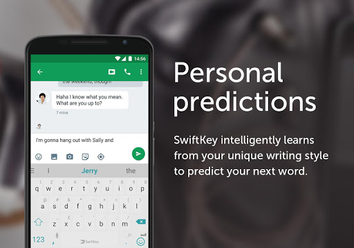 SwiftKey Keyboard for tecno Camon X Pro - free download APK