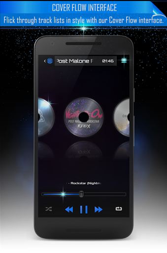 Free download BoomCap Music Player + Flac EQ APK for Android