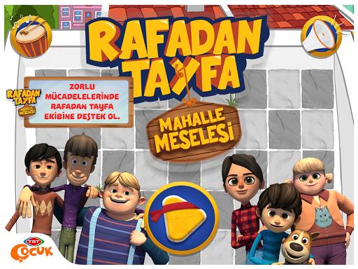 TRT Rafadan Tayfa Mahalle