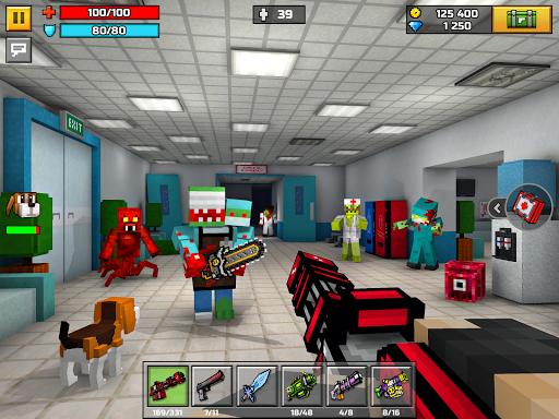 Pixel Gun 3D dating app geen