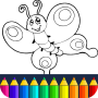 icon Animal Coloring Pages