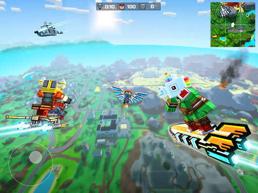 Free download Pixel Gun 3D (Pocket Edition) APK for Android