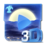 icon Mp3 Player 3D : NightSky