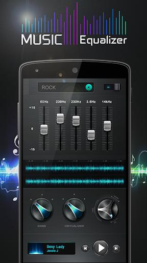 Music Equalizer EQ for LG K10 (2017) - free download APK