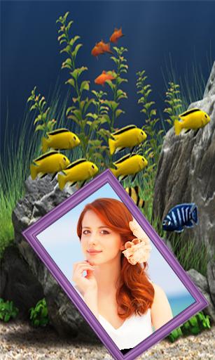 Fish Aquarium Photo Frames
