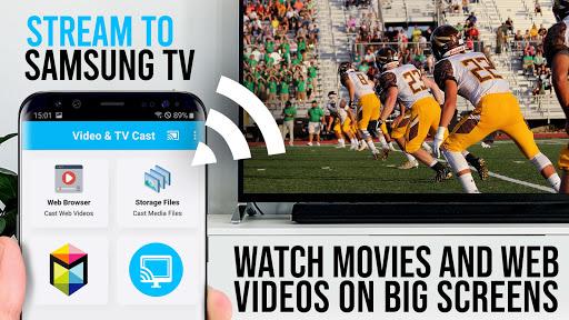 Video & TV Cast   Samsung TV
