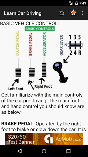 Learn Car Driving Theory