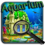 icon Aquarium. Hidden objects