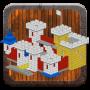 icon Brick building examples
