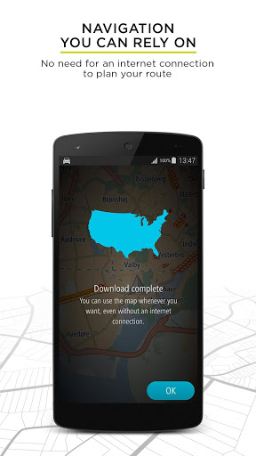 Free download TomTom GPS Navigation Traffic APK for Android