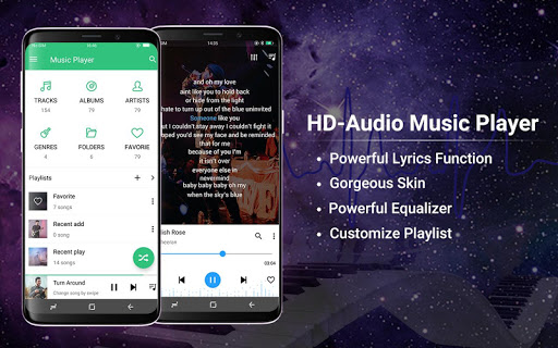Music Player Pro for LeEco Le 2 - free download APK file for Le 2