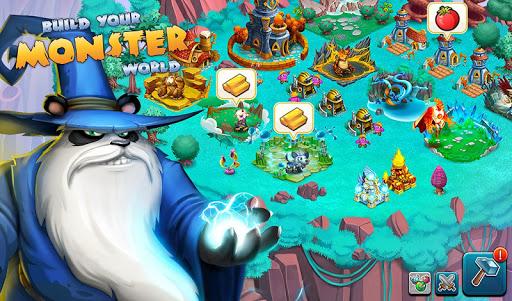 monster legends mod apk 7.7