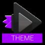 icon Dark Purple Skin