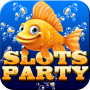 icon Slots Golden Fish Party