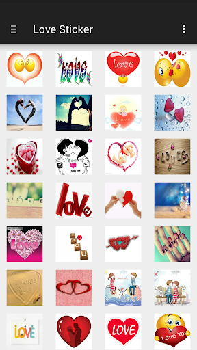Love Sticker