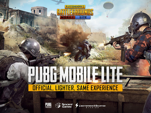 Free download PUBG MOBILE LITE APK for Android
