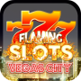 icon Flaming Slots Vegas City