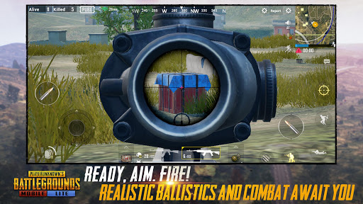 PUBG MOBILE LITE for Samsung Galaxy J2 - free download APK