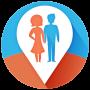 icon Couple Tracker -Mobile monitor