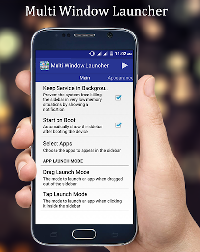 Multi Window Launcher for Huawei Y5 2017 - free download APK