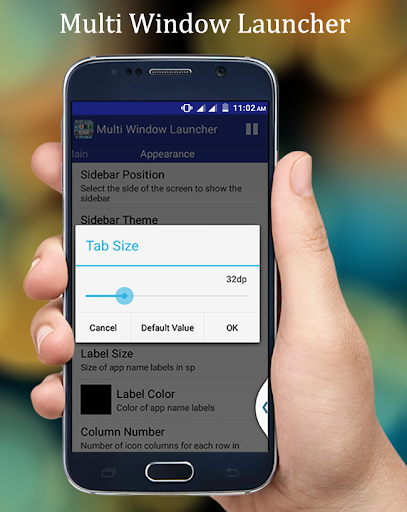 Multi Window Launcher for Huawei Y5 2017 - free download APK file