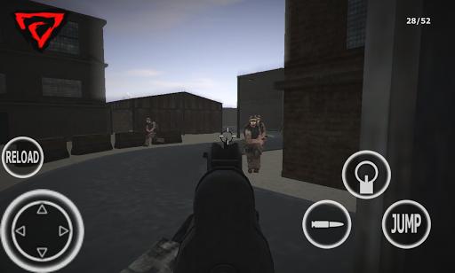 FPS War 2—Shooter simulator 3D