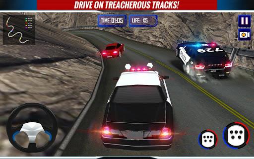 Compton Off-Road Police Car