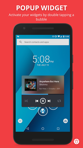 Smart Launcher 3 for LG Stylo 3 Plus - free download APK