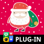 icon Christmas - Photo Grid Plugin