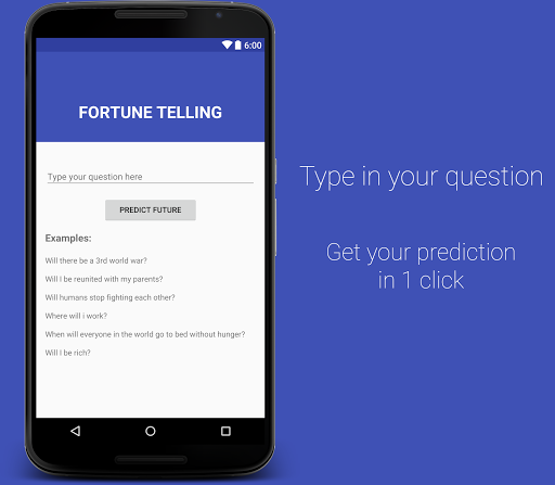 Predict Your Future | Fortune
