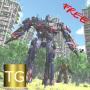 icon Cyborg Robot car FREE