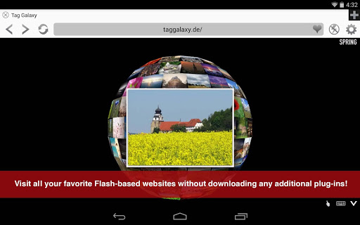 Photon Flash Player & Browser for Samsung Galaxy J7 Max