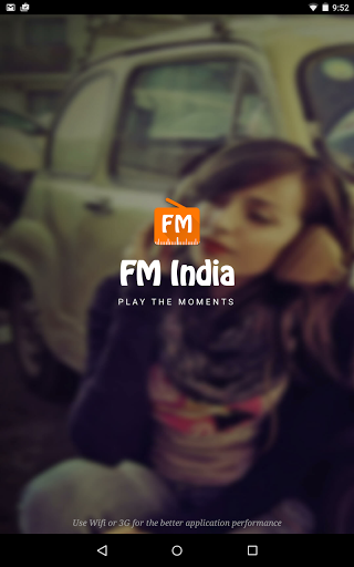 FM Radio India - Live Stations for LeEco Le 2 - free download APK
