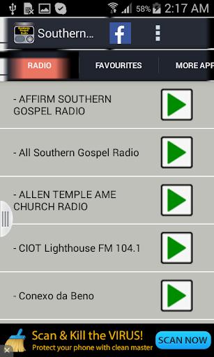 Southern Gospel Radio