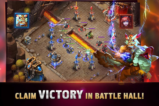Free download Clash of Lords: New Age APK for Android