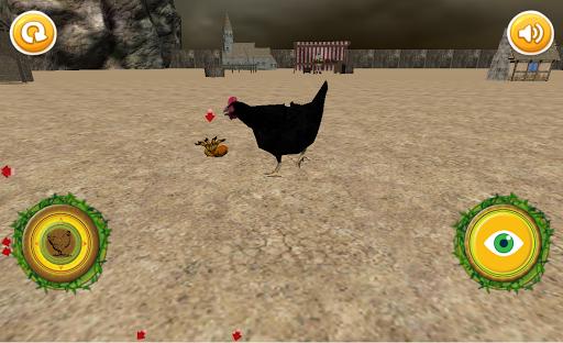 Real Chicken Simulator