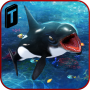 icon Killer Whale Beach Attack 3D