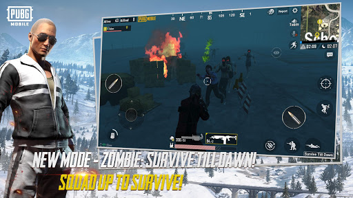 PUBG Mobile for Samsung Galaxy J2 - free download APK file