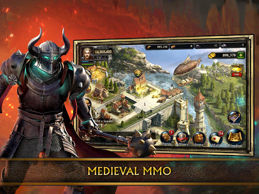 Free download King of Avalon: Dragon Warfare APK for Android