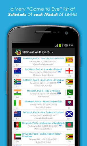 Live Cricket Scores & Schedule