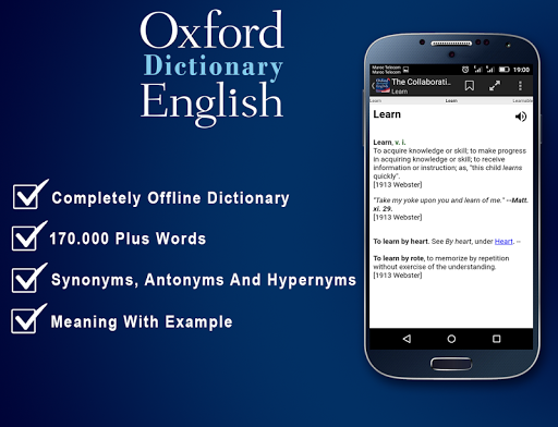 Free Oxford English Dictionary for Tecno i7 - free download