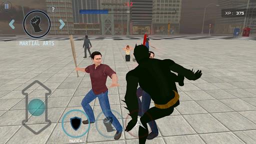 Superhero X RPG Fighting Game