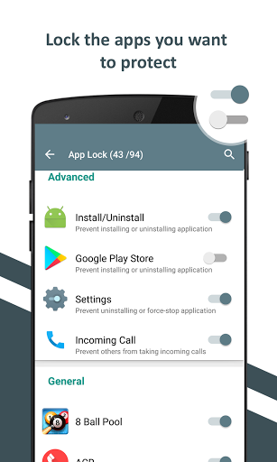 AppLock for Nokia 6 - free download APK file for 6