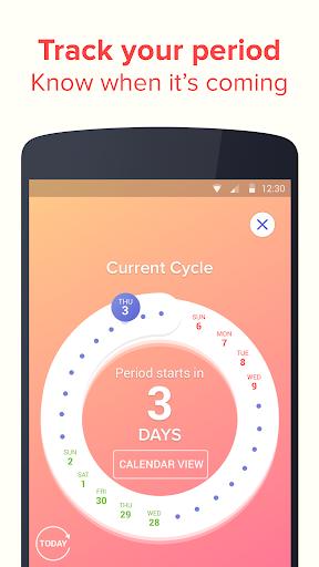 Eve Period Tracker & Sexual Health App