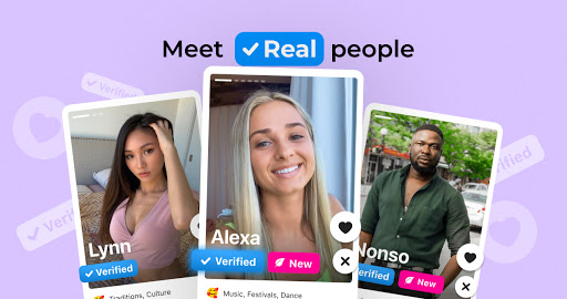 Hily – Meet New People, Make Friends & Find Dates
