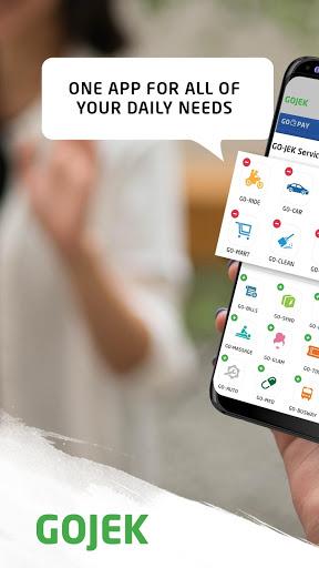 GO-JEK for Samsung Galaxy Tab 4 7 0 3G - free download APK