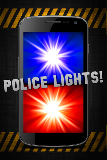 Police Siren And Lights Free