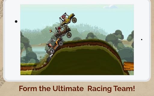 Hill Climb Racing 2 for LG X Skin - free download APK file