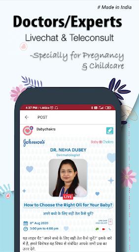 BabyChakra: Parenting Help App